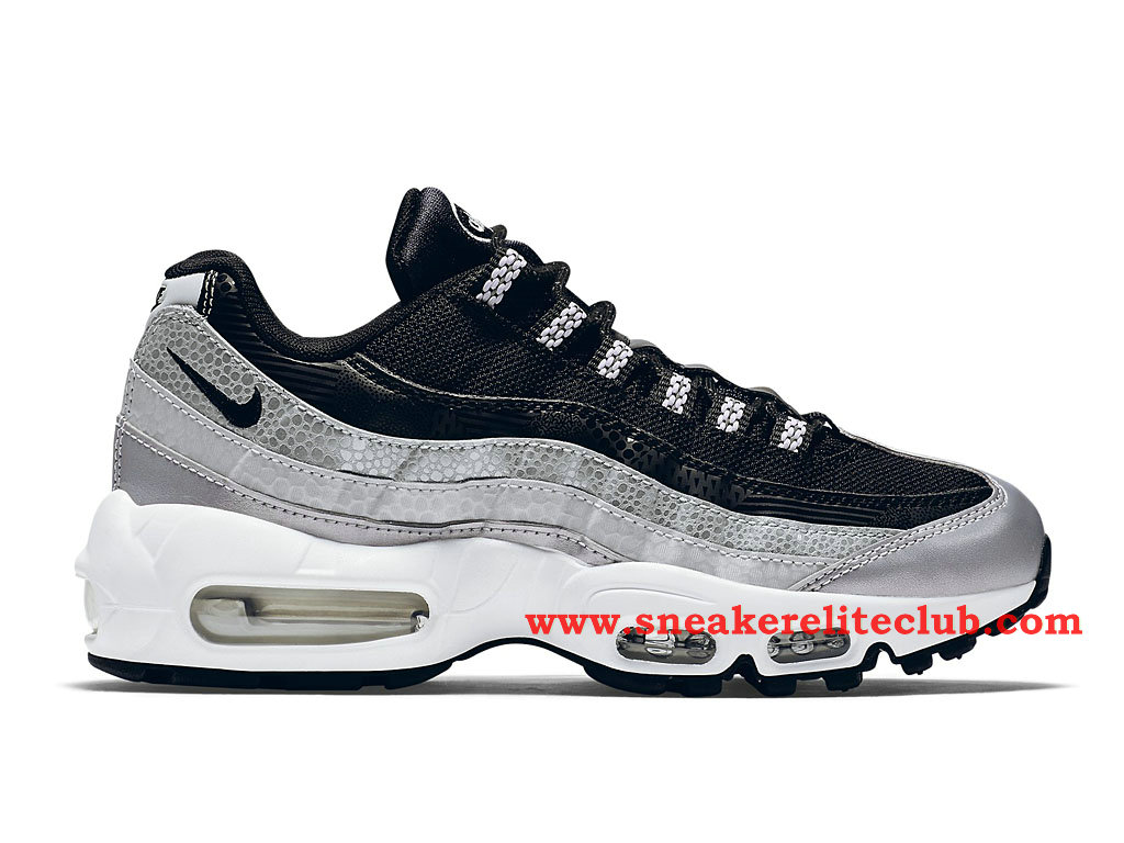 chaussure de basket ball nike air max 95 ultra gs pas cher pour femme blanc pourpre gris 749212. Black Bedroom Furniture Sets. Home Design Ideas