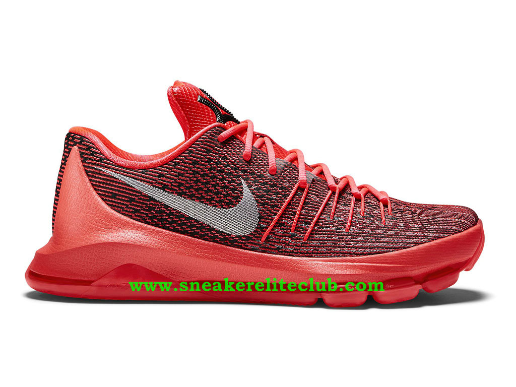 Baskets Nike Homme Rouge