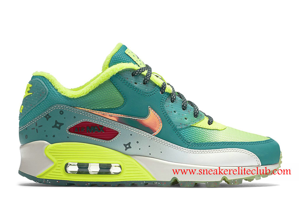 quality design a9f7e 45e77 Nike Air Max 90 Doernbecher Cheap Women´s Shoes Multi-Color Green  838767 374 ...