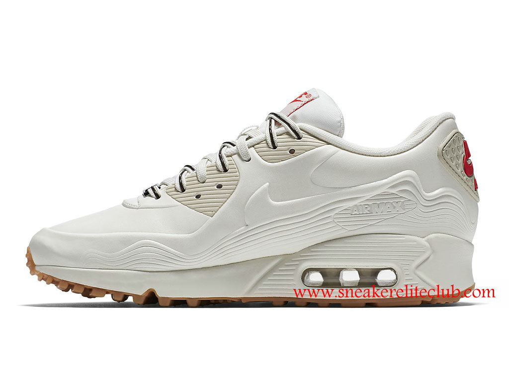 on sale caa69 b70f2 ... 813153-100 Nike Air Max 90 Essential Cheap Women´s Shoes White Red ...
