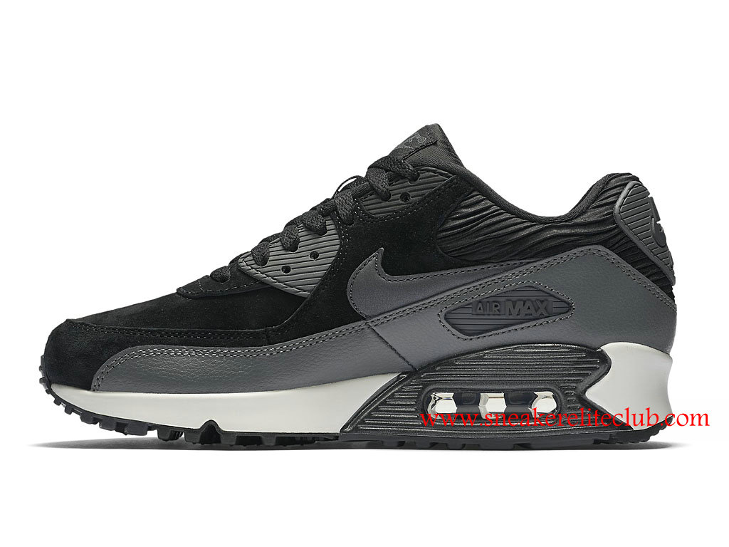 chaussure femme nike air max 90 pas cher noir gris blanc 768887 001 1601031581 chaussure nike. Black Bedroom Furniture Sets. Home Design Ideas
