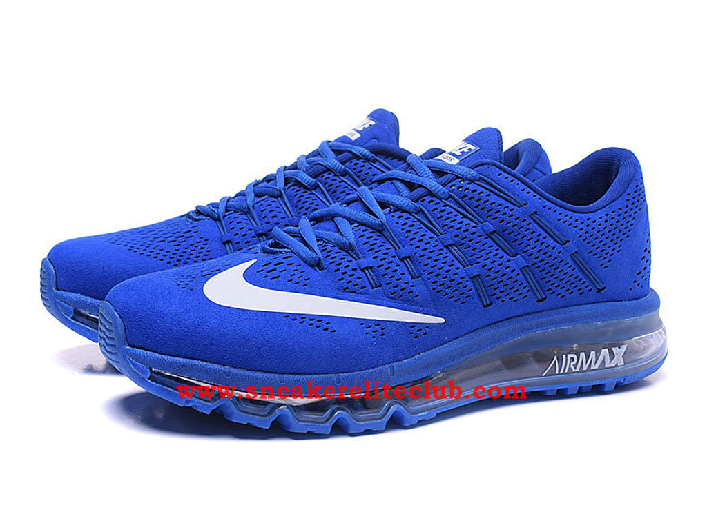 chaussure homme nike air max 2016 pas cher bleu blanc 806771 a002 1512161230 chaussure nike. Black Bedroom Furniture Sets. Home Design Ideas