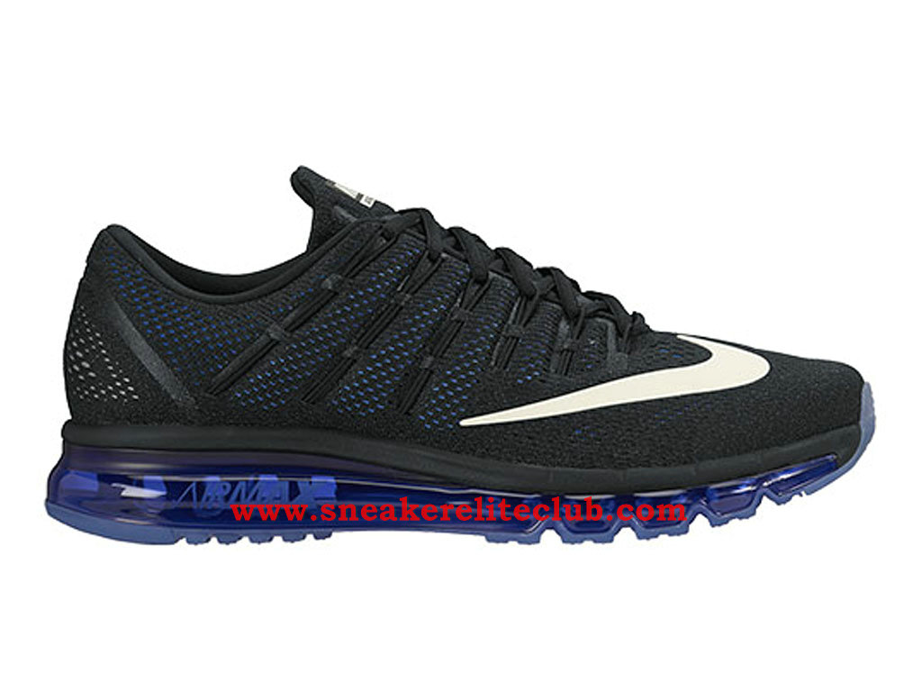chaussure homme nike air max 2016 pas cher noir bleu blanc 806771 014 1512161225 chaussure. Black Bedroom Furniture Sets. Home Design Ideas