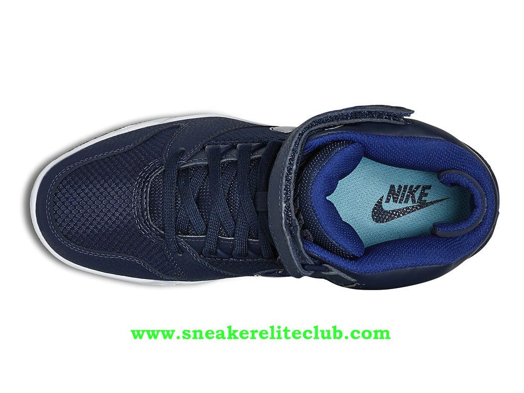 separation shoes a7095 08eca ... Nike Air Revolution Sky Hi -Women´s Girl´s Shoes Blue  ...