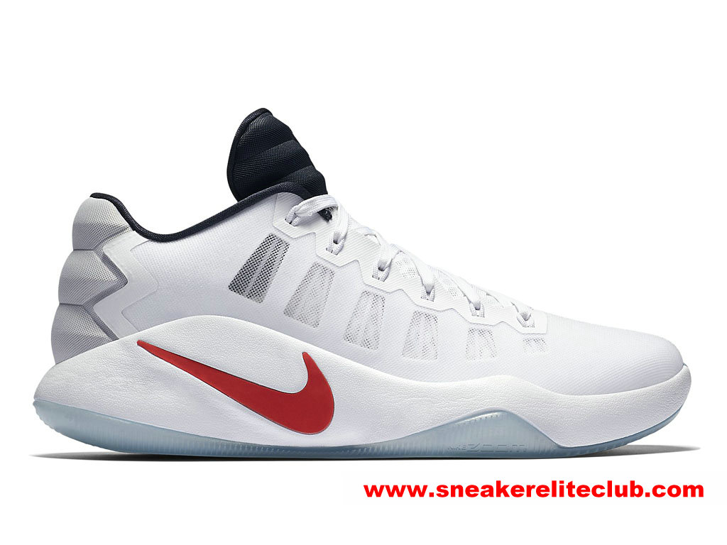 d4fb5c492b1 Nike Hyperdunk 2016 Low Price BasketBall Shoes For Men´s Cheap White Red