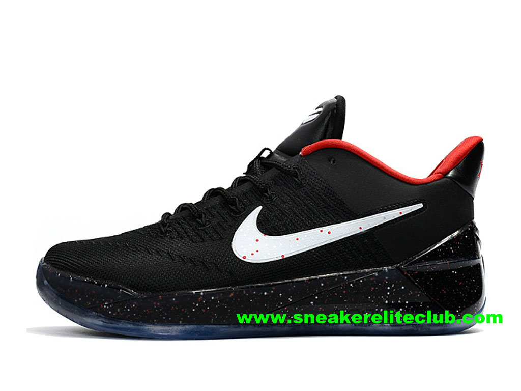 best service 2d72b 3dec8 ... BasketBall Shoes Nike Kobe AD Price Cheap Black White Red 852427 A104.  Loading zoom