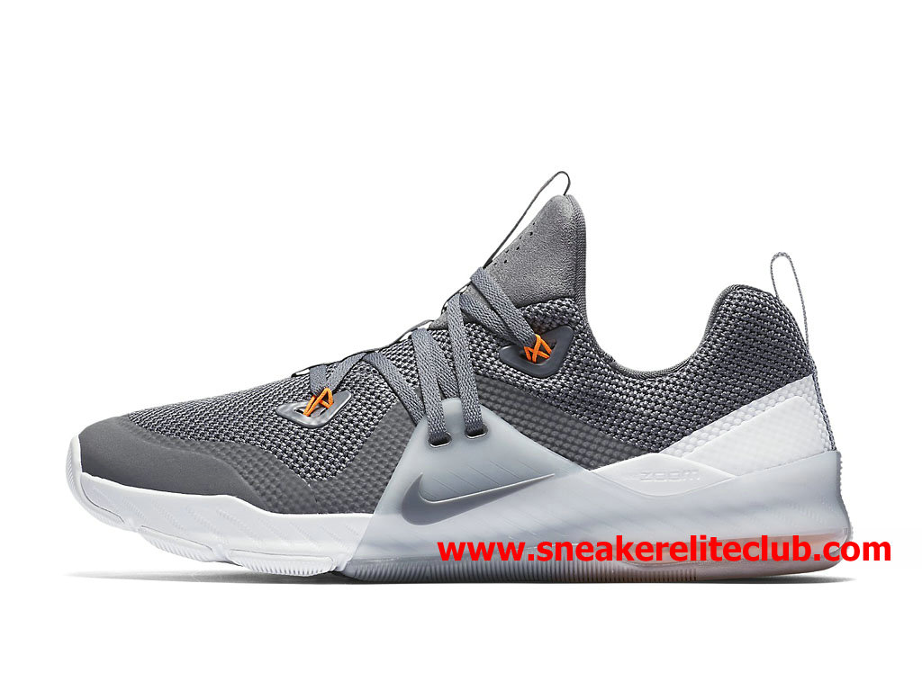 Chaussures BasketBall Homme Nike Zoom Train Command Prix Pas Cher Gris 922478_001
