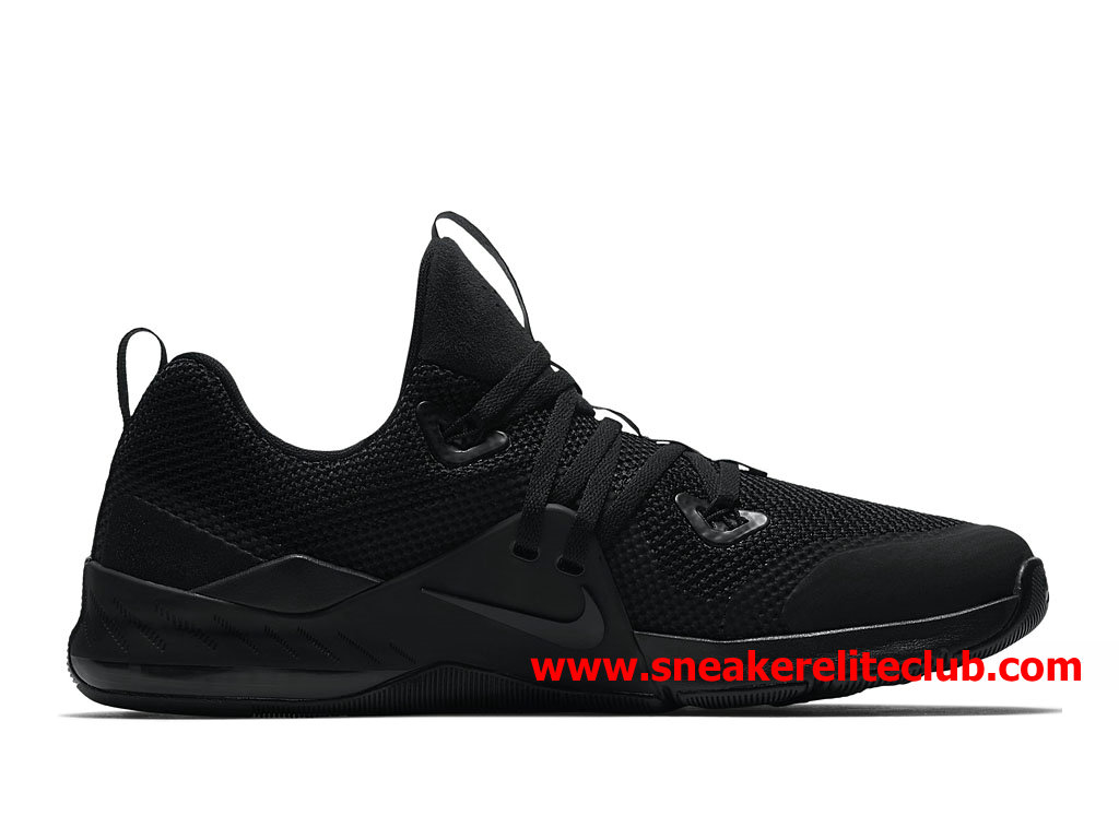 Chaussures BasketBall Homme Nike Zoom Train Command Prix Pas Cher Noir 922478_004