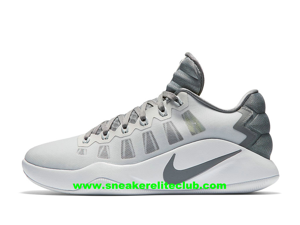794d896b72f Men´s BasketBall Shoes Nike Hyperdunk 2016 Low Price Cheap Grey White  844363 011