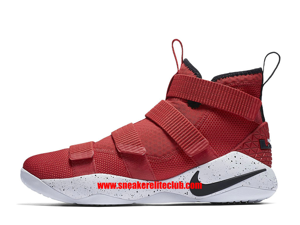 5eac58df440 Nike LeBron Soldier 11 Price Cheap Men´s BasketBall Shoes University Red  897644 601