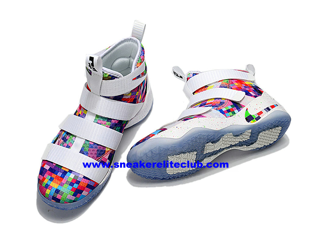 d393df91c0 ... Men´s Basketball Shoes Nike Zoom LeBron Soldier 11 Price Cheap Official  White/Camo ...