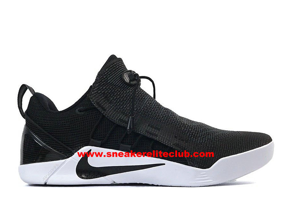 the latest 8a321 16032 Chaussures De BasketBall Nike Kobe A.D NXT Prix HOmme Pas Cher Black White  882049-007