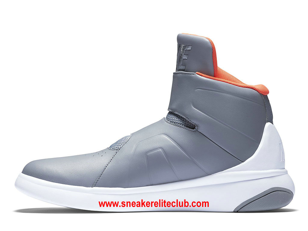 Chaussures De BasketBall Nike Marxman Prix Homme Pas Cher Stealth/Hot Lava/White/Stealth