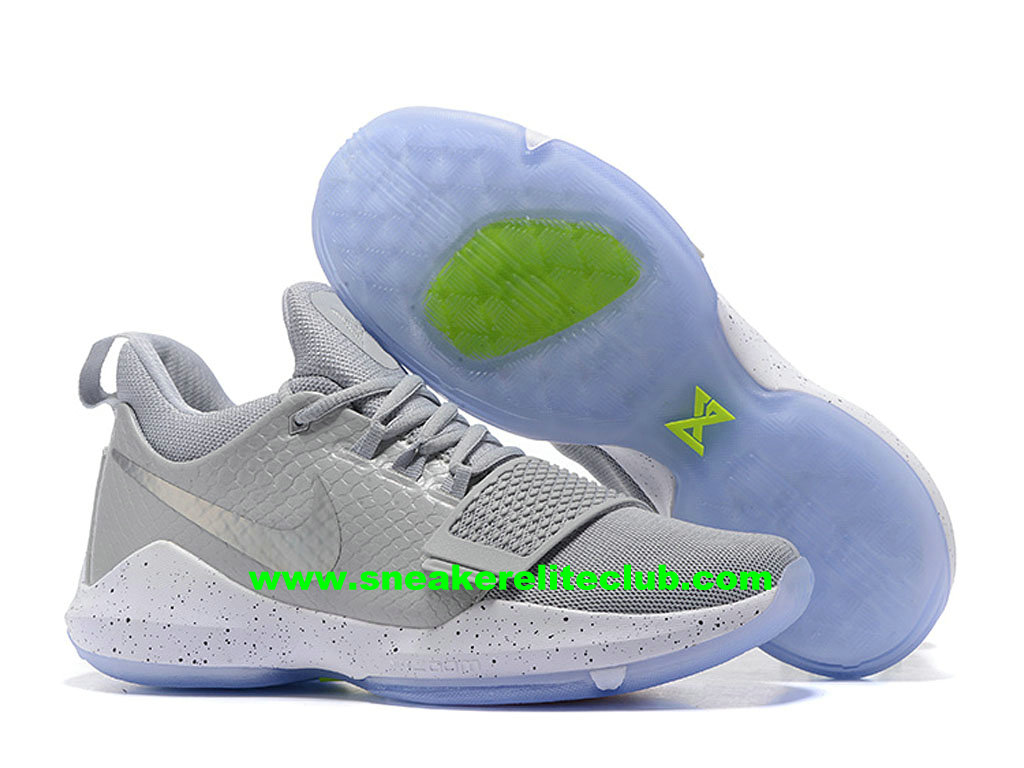 premium selection 53359 dadd0 Nike PG 1 Price Men´s Cheap BasketBall Shoes Grey 878627_ID003