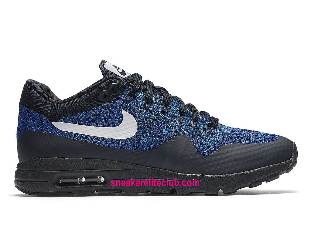 many fashionable special section differently Chaussures De Course Nike Air Max 1 Ultra Flyknit Prix Femme ...