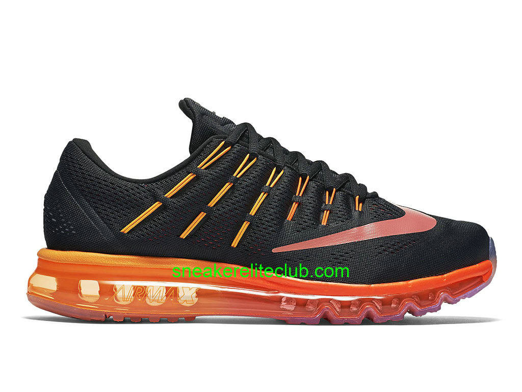 chaussures de course nike air max 2016 prix nike elite pas cher pour homme noir orange rose. Black Bedroom Furniture Sets. Home Design Ideas