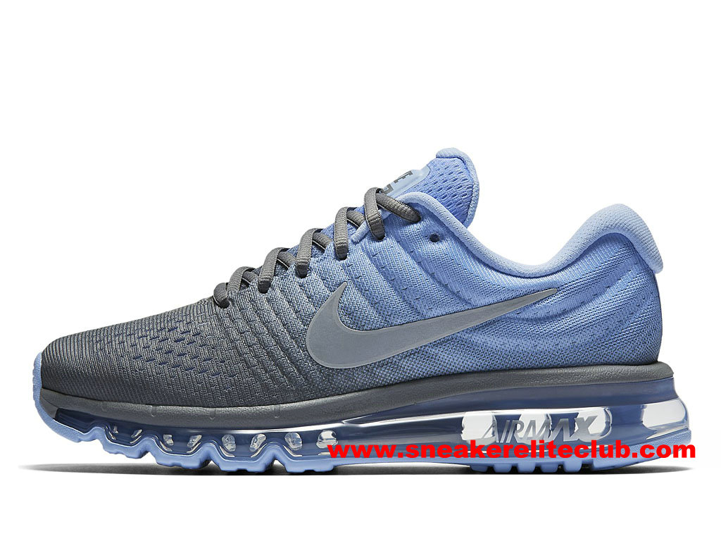 taille 40 a7500 713a1 Nike Air Max 2017 Sneaker Elite Club Price Cheap Women´s Running Shoes  Grey/Blue 849560_002