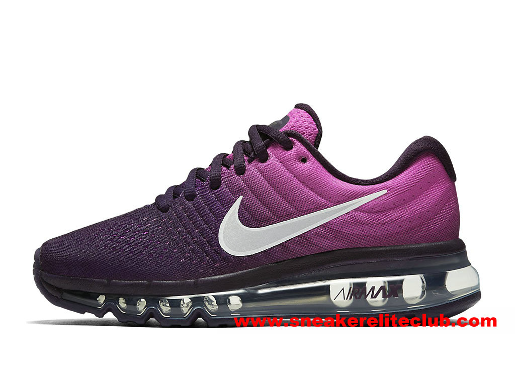designer fashion b60ae 83a97 Nike Air Max 2017 Sneaker Elite Club Price Cheap Women´s Running Shoes  Purple  ...