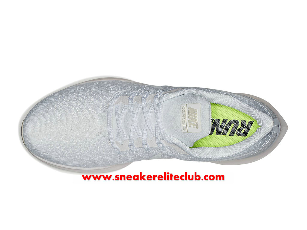 Prix Zoom Running 35 Pegasus Blancplatine Pas De 100 Air Chaussures Cher 942851 Homme Nike wOP0kn