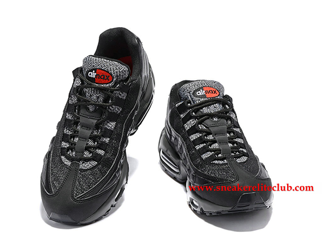 finest selection 91805 4d40d ... Nike Air Max 95 Essential Price Men´s Cheap Running Shoes Black Grey  749766 ...