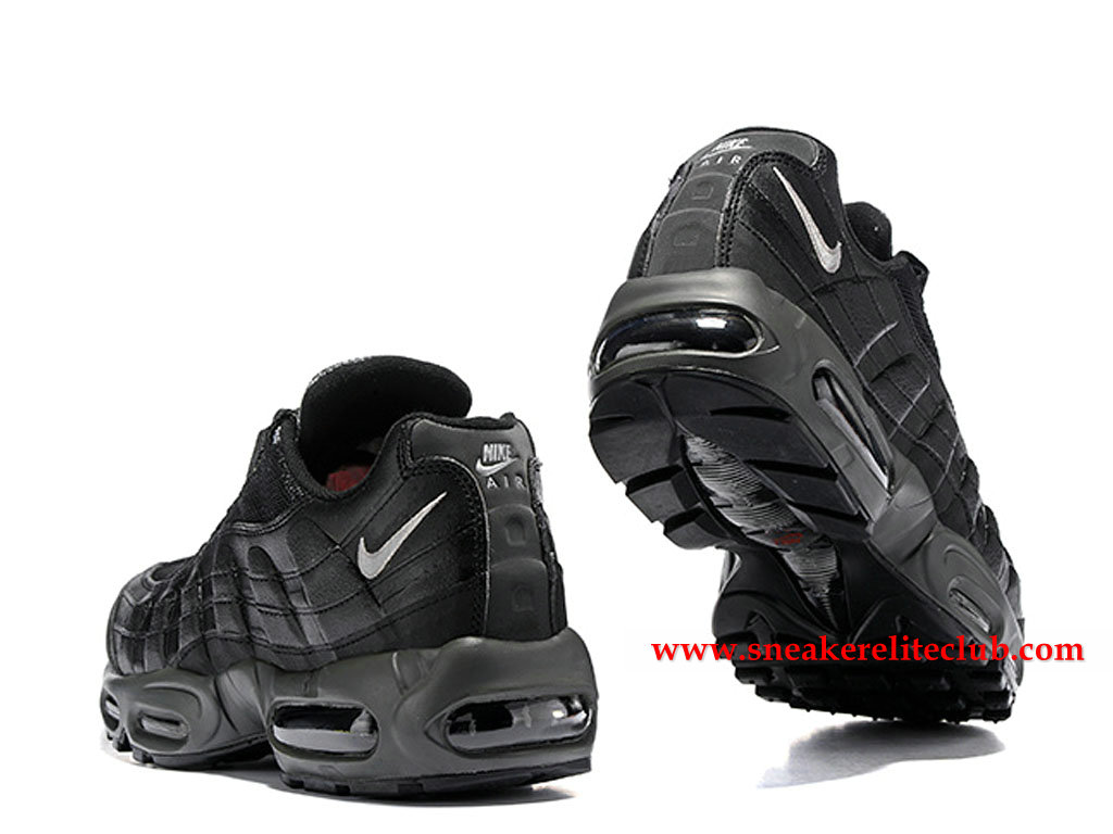 separation shoes 1179e 5567f ... Nike Air Max 95 Essential Price Men´s Cheap Running Shoes Black Grey  749766