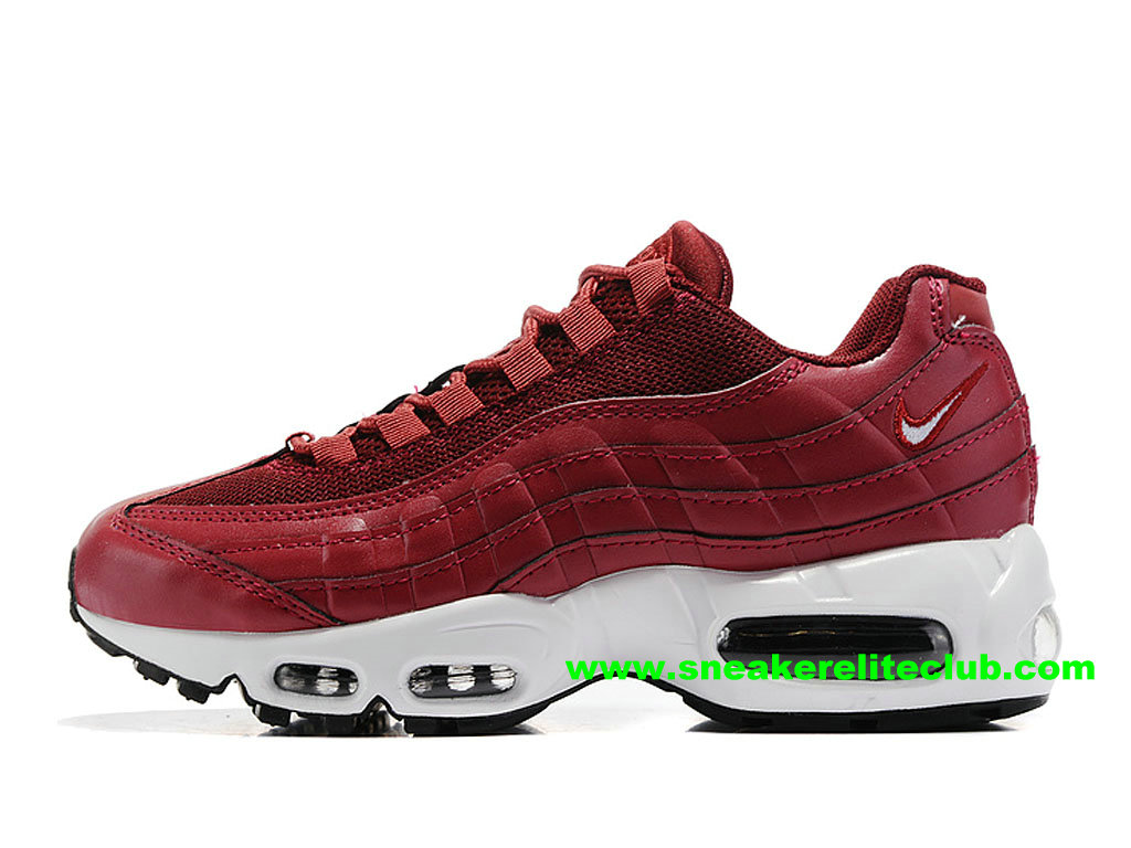 timeless design fb9f4 e939c Nike Air Max 95 Women´s Price Cheap Running Shoes Red 307960 ID008