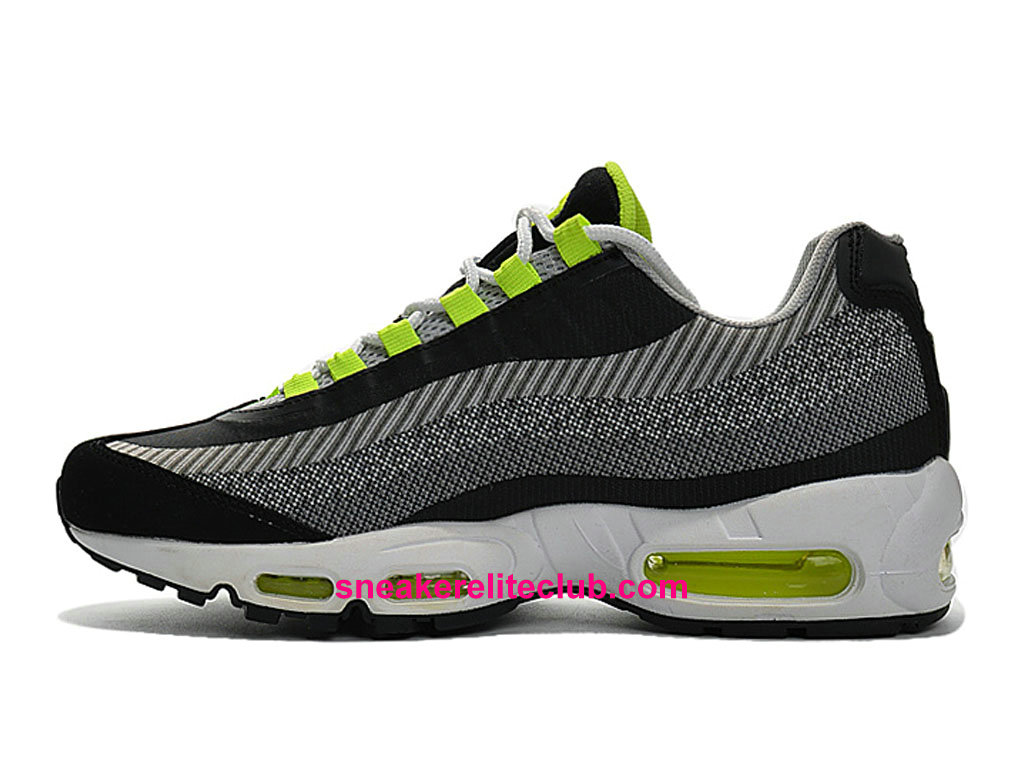 newest 35a47 889ce air max 95 gris vert. Nike Air Max 95 Prm Br Chaussures Espadrille Ultra Lo  ...