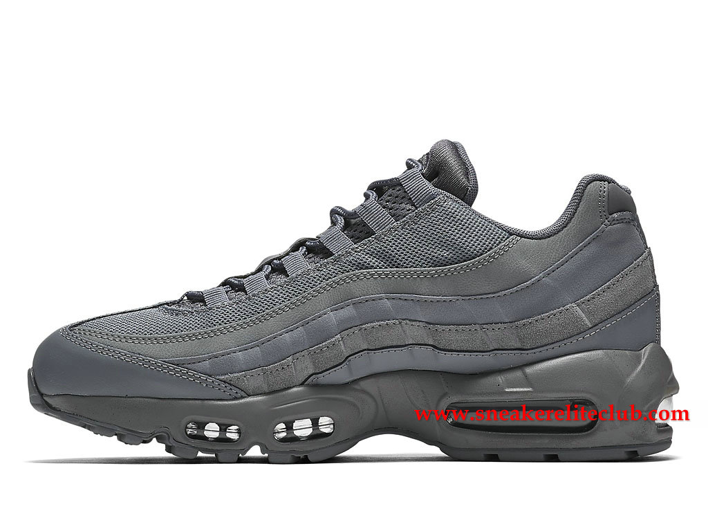 Chaussures De Running Nike Air Max 95 Prix Homme Pas Cher Gris 749766_012