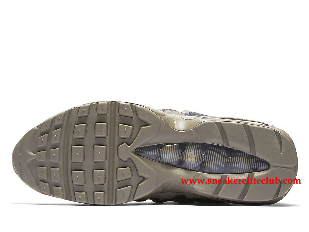 Chaussures De Running Nike Air Max 95 Prix Homme Pas Cher Light Taupe/Dark Grey 749766_200
