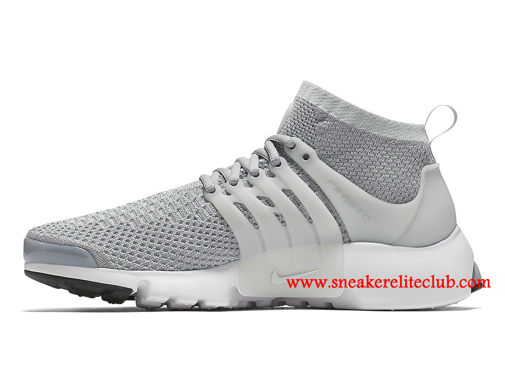new style 104c5 2c27d ... Nike Air Presto Flyknit Ultra Price Cheap Men´s Running Shoes Grey White  835570 002 ...