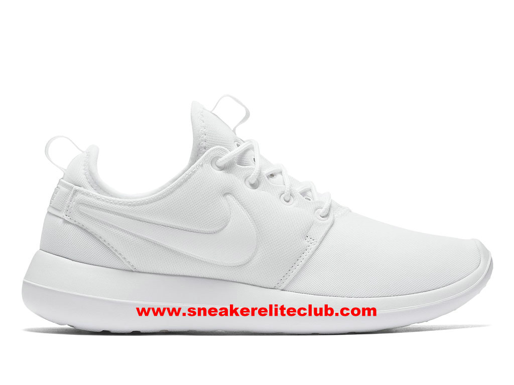 Chaussures Femme Nike Roshe Two Prix Pas Cher Blanc