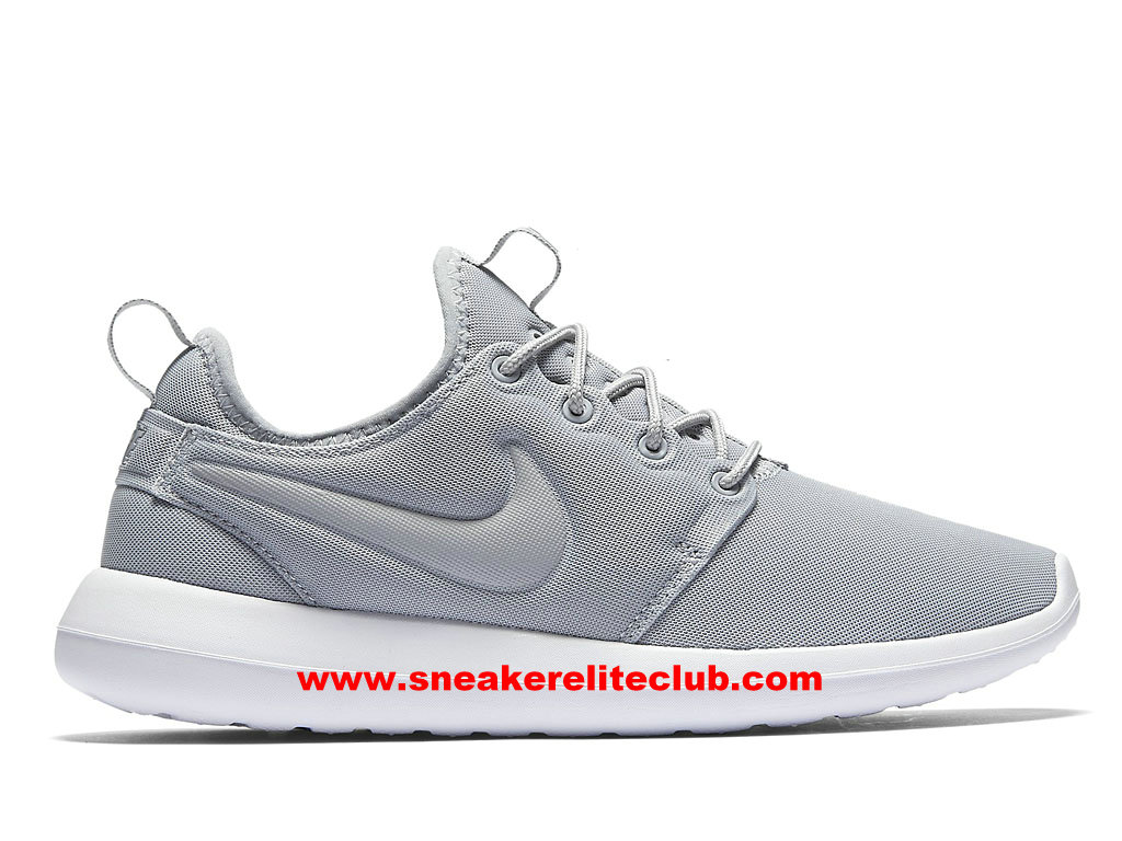 Chaussures Femme Nike Roshe Two Prix Pas Cher Gris
