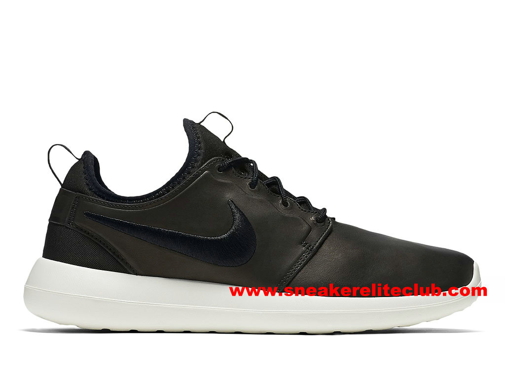 new products 6d3b0 fcfde Women´s Shoes NikeLab Roshe Two Leather PRM Price Cheap Black/White  876521_001