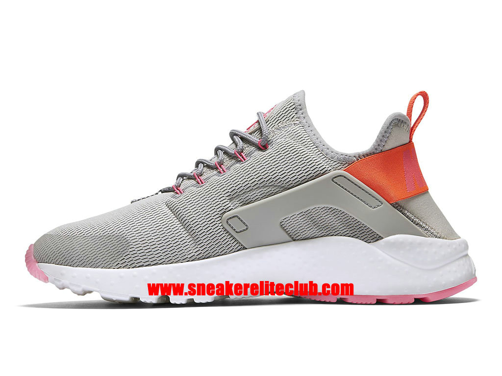 chaussures femme running nike air huarache ultra prix pas cher gris orange 819151 005 1606222451. Black Bedroom Furniture Sets. Home Design Ideas