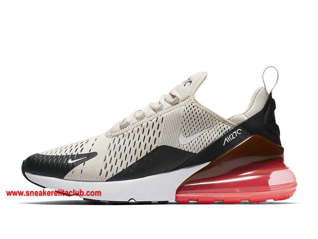 chaussures homme nike air max 270 pas cher prix beige noir rose ah8050 003 1803263407. Black Bedroom Furniture Sets. Home Design Ideas