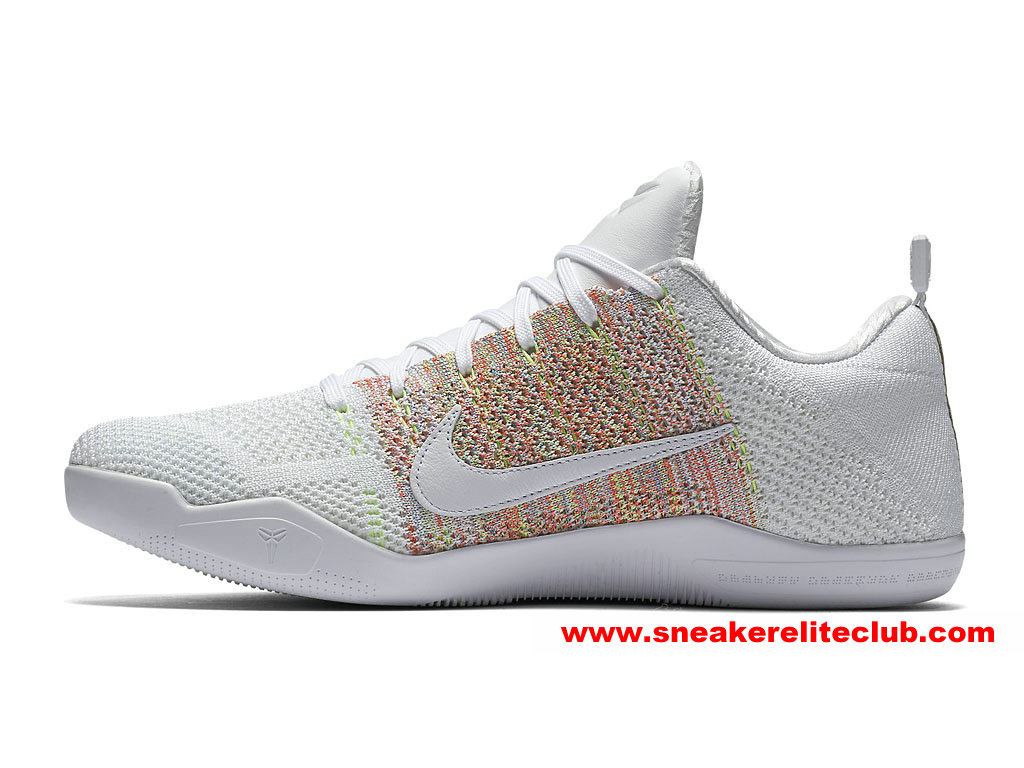45c4dcc3c33a ... promo code for mens nike kobe 11 elite low 4kb price cheap shoes white  multi color ...