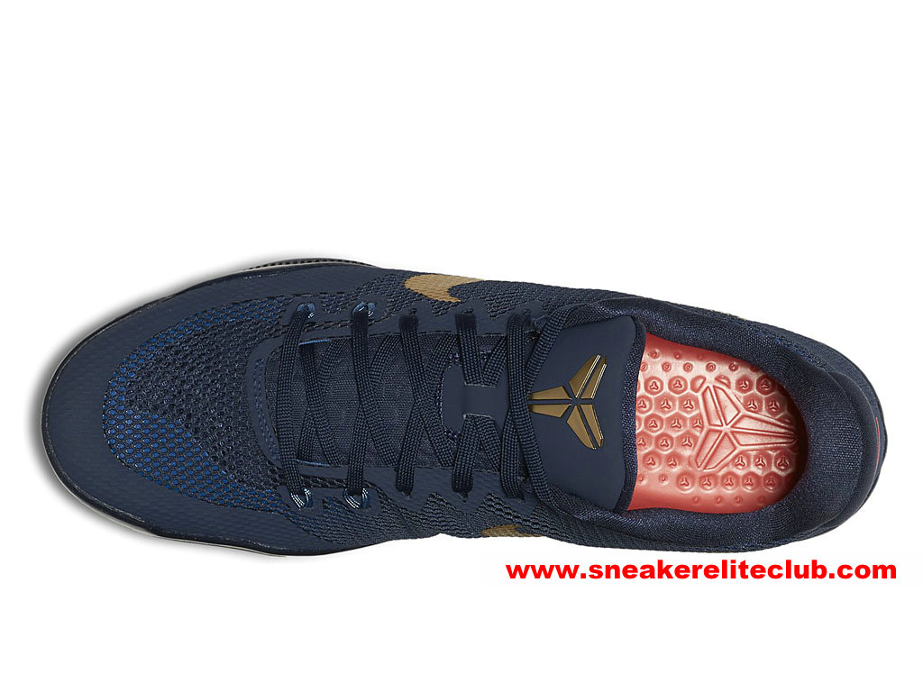 best website ca31b 2fb35 ... Men´s Nike Kobe 11 Elite Low Philippines Price Cheap Shoes Deep  Blue Gold ...