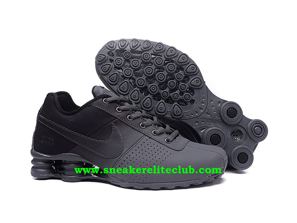 Shox Cher Noir Gris Prix 1803153384 Nike Chaussures Homme Pas IY2WEDH9