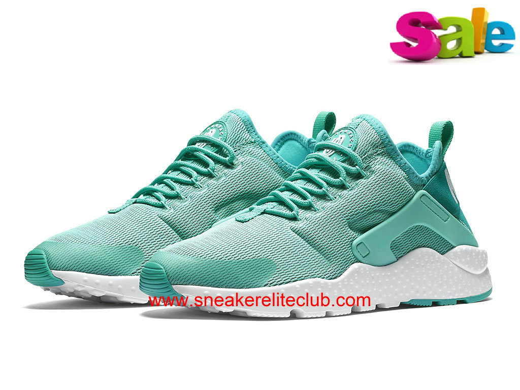 chaussures nike air huarache run ultra femme pas cher vert 819151 300 chaussure nike. Black Bedroom Furniture Sets. Home Design Ideas
