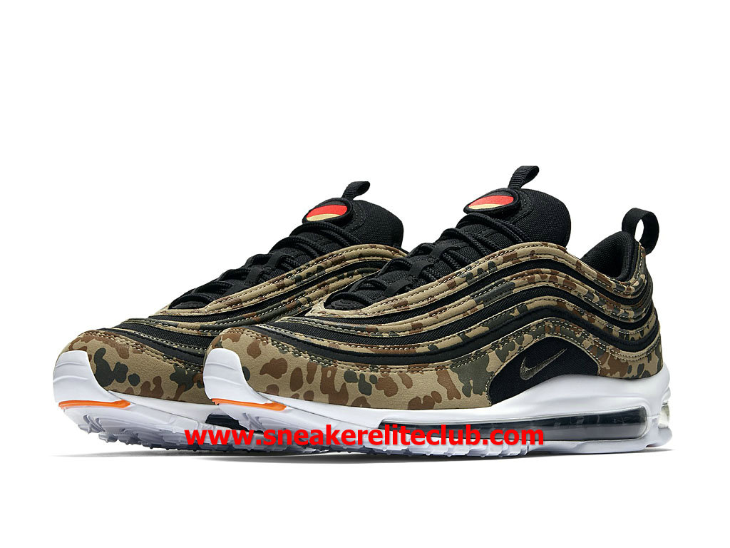Chaussures Nike Air Max 97 Germany Homme Prix Pas Cher German Camo AJ2614-204