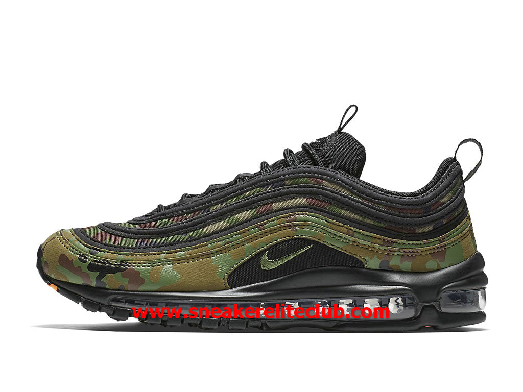 Chaussures Nike Air Max 97 Japan Homme Prix Pas Cher light chocolate/black AJ2614-203