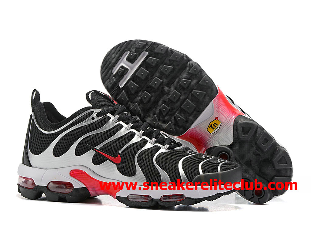 size 40 f6a4b 4beb0 ... where to buy chaussures nike air max plus tn ultra homme pas cher prix  argent noir