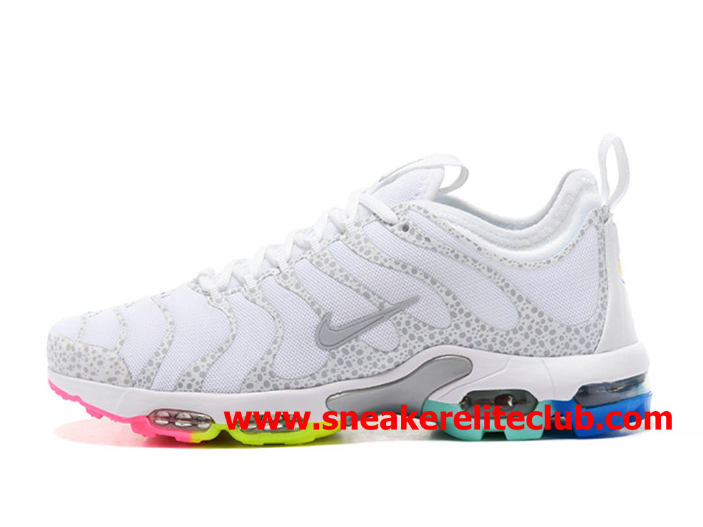 Chaussures Nike Air Max Plus TN Ultra Homme Pas Cher Prix Blanc