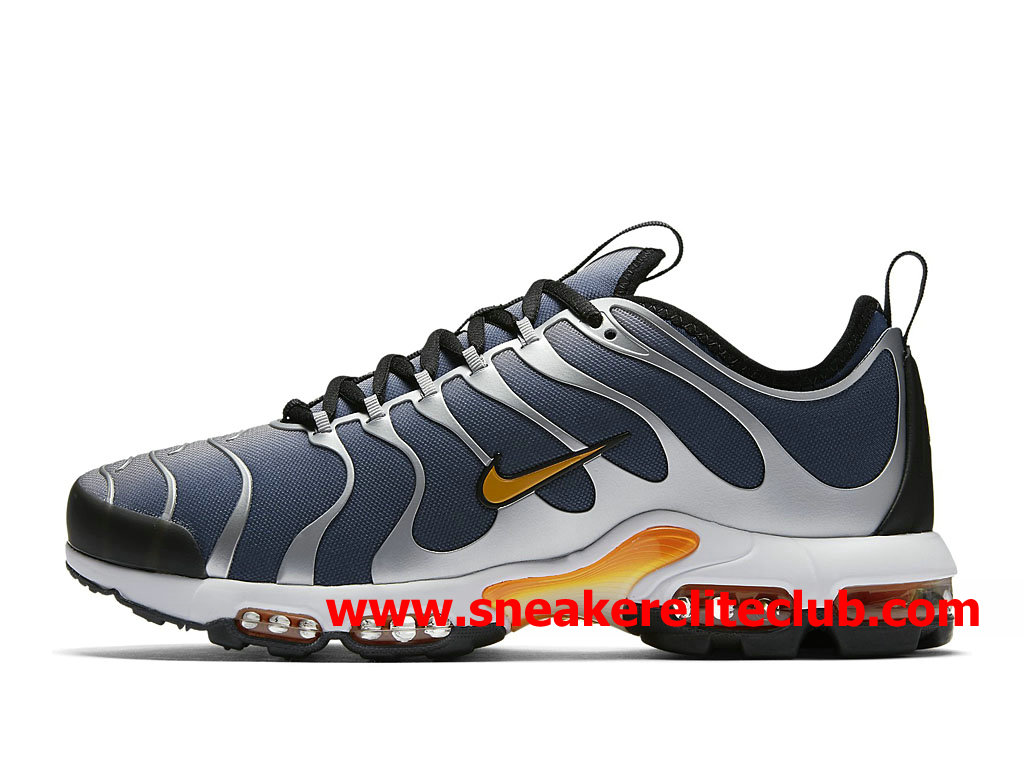 Chaussures Nike Air Max Plus TN Ultra Homme Pas Cher Prix Bleu/Argent/Or 898015_401