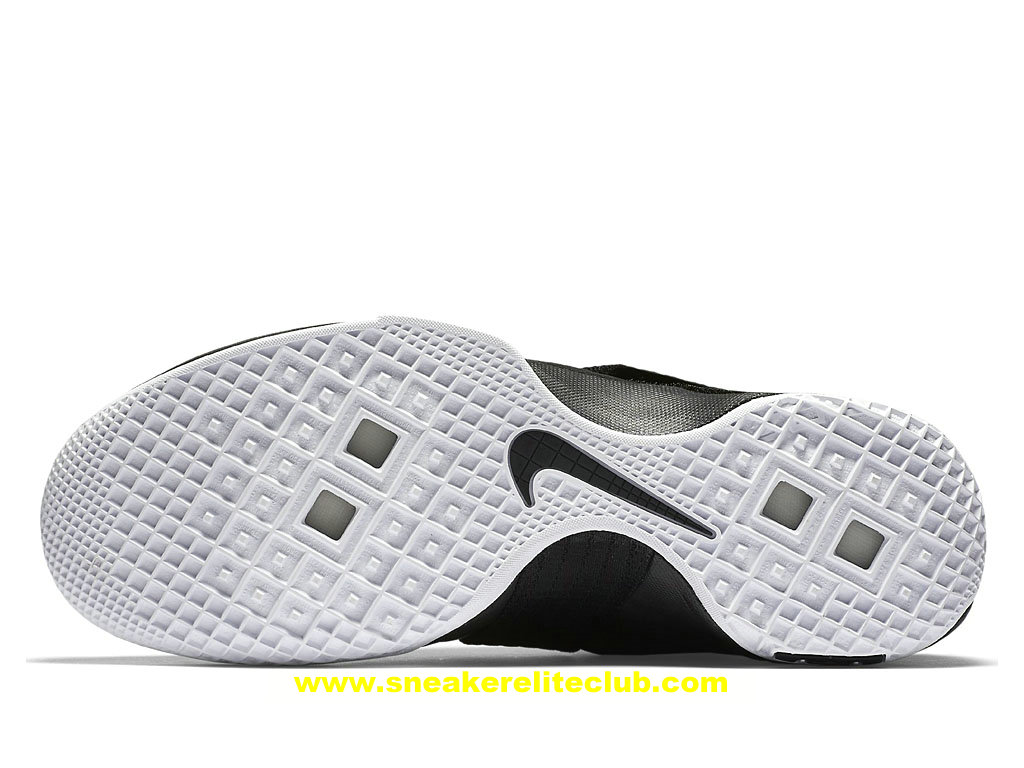 save off 6fede a868f ... Nike Zoom LeBron Soldier 10 Cheap Men´s Shoes Black White 844380 001