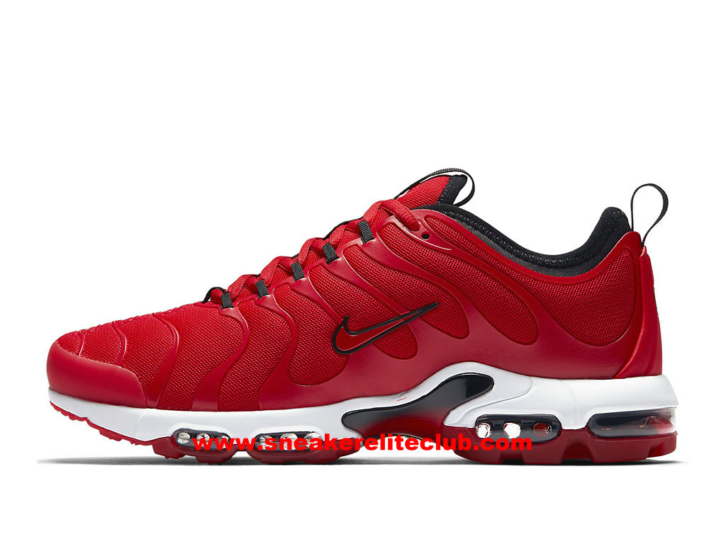 cheap for discount 5836c fb219 Men´s Running Shoes Nike Air Max Plus TN Ultra Price Cheap Red White