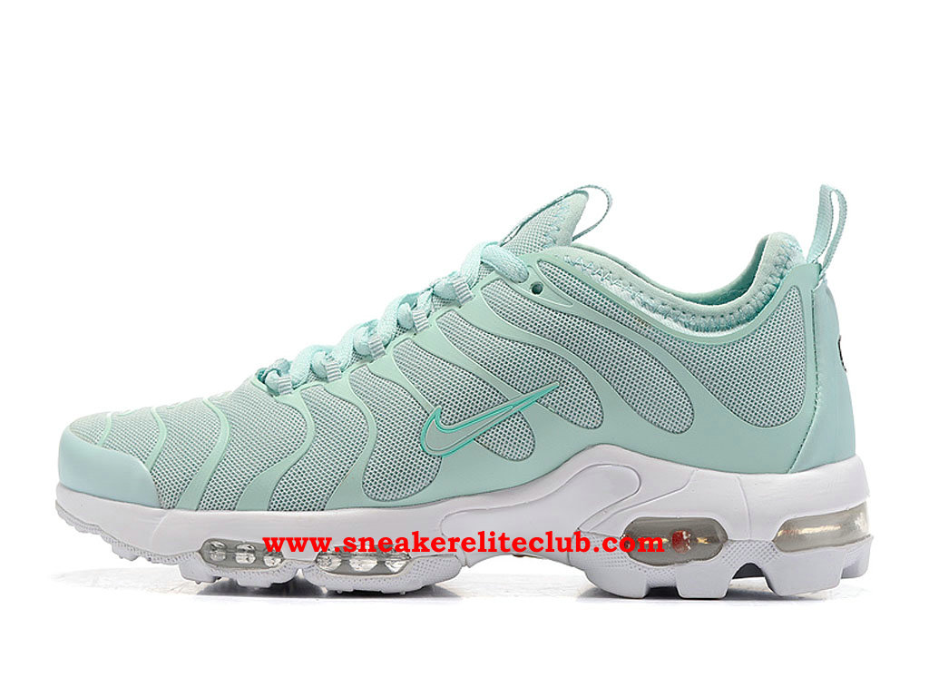 f9bedcf5a5c Running Shoes Nike Air Max Plus TN Ultra Women´s Cheap Price Light Green  White