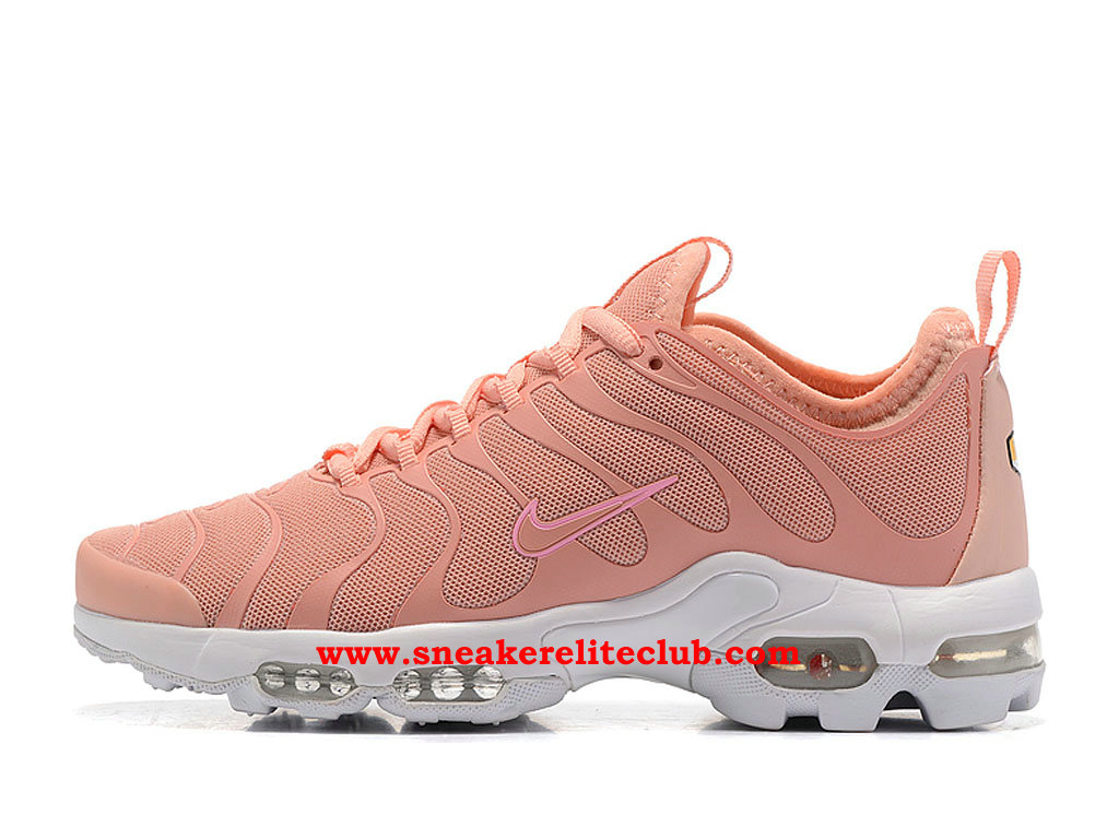 Chaussures Running Nike Air Max Plus TN Ultra Femme Pas Cher Prix Orange