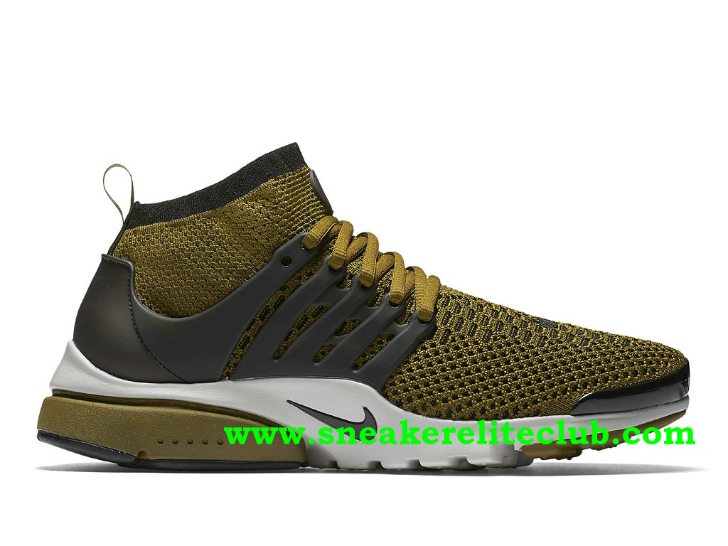 c81f2ee95bb3a Running Shoes Nike Air Presto Flyknit Ultra Men´s Price Cheap Black Olive  Green