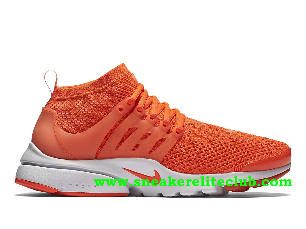 new product fa763 829c1 Running Shoes Nike Air Presto Flyknit Ultra Men´s Price Cheap Orange  835570 800